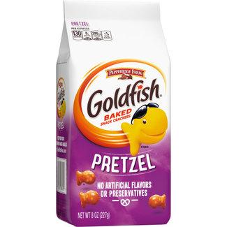 Pepperidge Farm goldfish pretzel crackers 8 oz - 227g