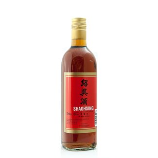 Shaohsing Chinese Rijstwijn W. Wing Yip 700ml