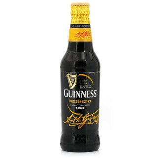guinness foreign extra stout 7.5%, 330ml