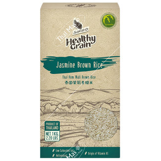 Sawat-D Sawat-D Jasmine Brown Rice 1kg