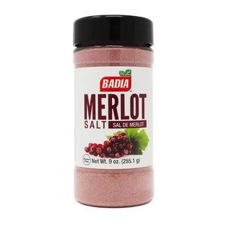 Badia Merlot Salt 9 oz - 255.1gr