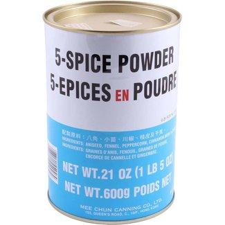 Mee Chun 5 Spice Powder 600g