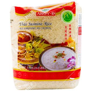Aroy-d Jasmine Thai Hom Mali Rice 2 kg