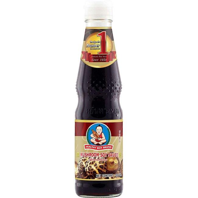 Healthy Boy Brand soy Sauce with Mushroom 300ml