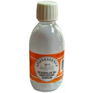 Azijn Zuur Essence 80% Transparant 250ml Bharco Foods