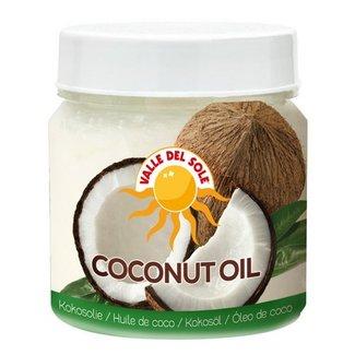 Coconut Oil 450ml Valle Del Sole