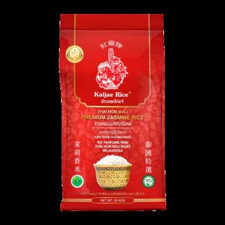 Thai Hom Mali - Jasmine Rice 20kg Kaijae Rice