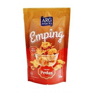 emping Pedas 100g ARG snacks