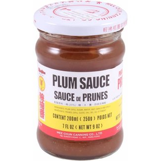 Plum Sauce 200ml (250g) Mee Chun