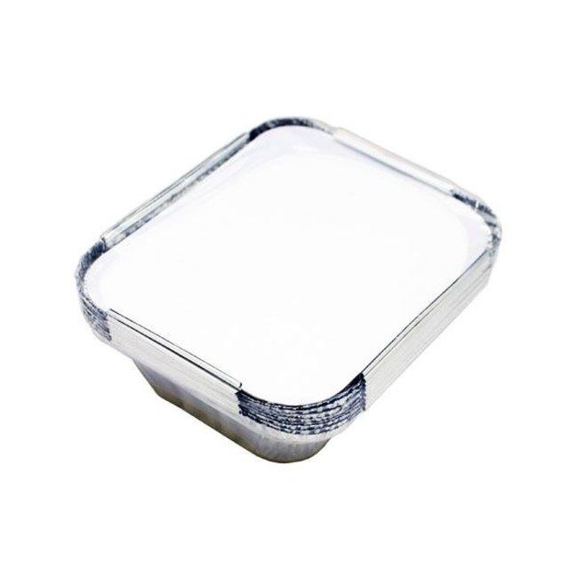 Aluminum Containers 25 pcs - 250ml