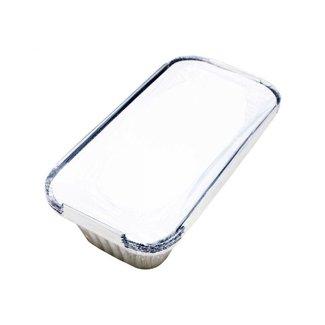 Aluminium Bakjes 25 st - 670ml