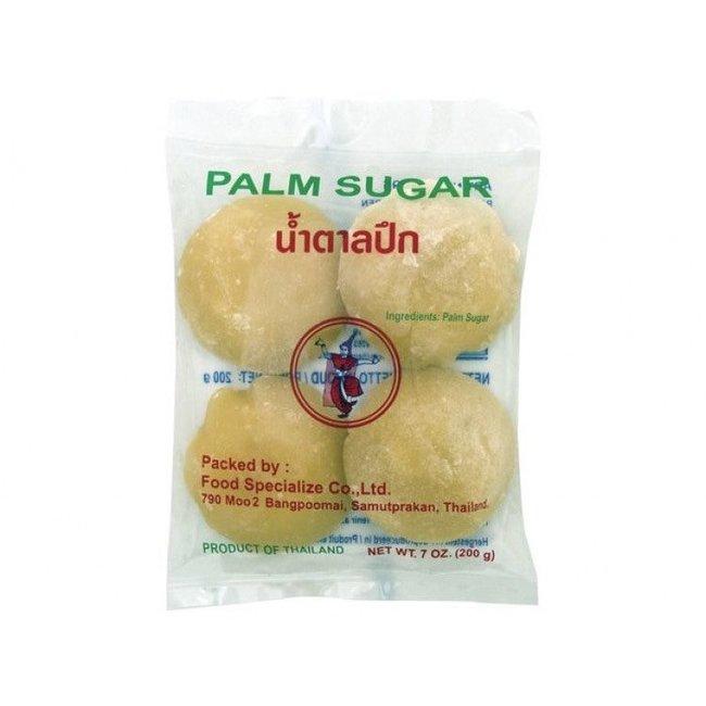 Palm Sugar 200g Thai Dancer