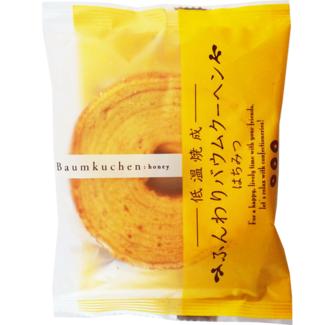 Baumkuchen honey 75g Taiyo Fluffy