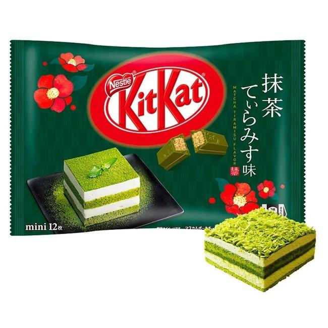 kit kat Matcha 12 pieces