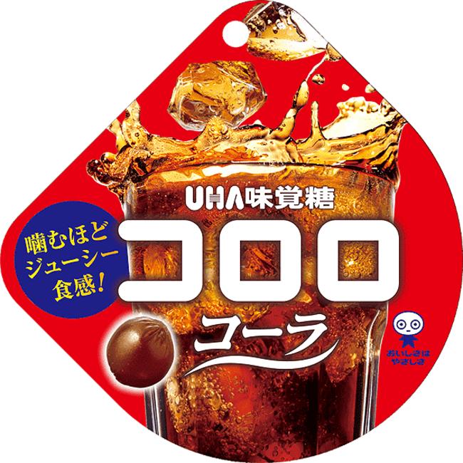 UHA Gummy Cola 40g Kororo