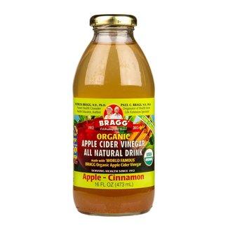 bragg drink apple cinnamon 473ml