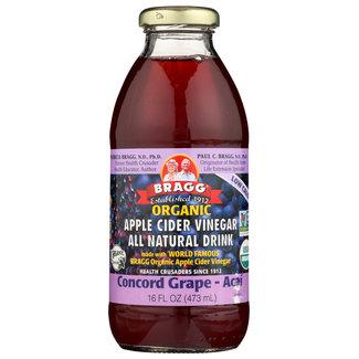 bragg concord grape - Acai Apple cider vinegar 473ml
