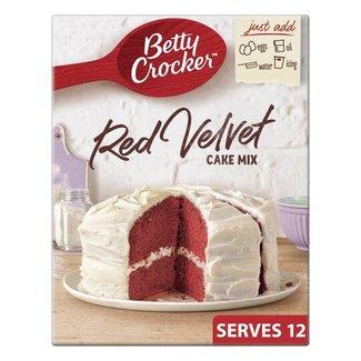 Betty Crocker Red Velvet Cake Mix, 425g Betty Crocker