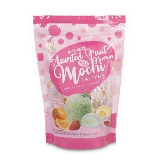 assorted fruit mochi 120g love & love
