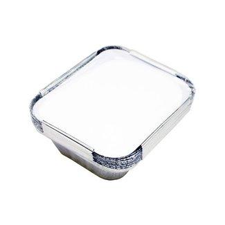 Aluminium Bakjes 25 st - 450ml