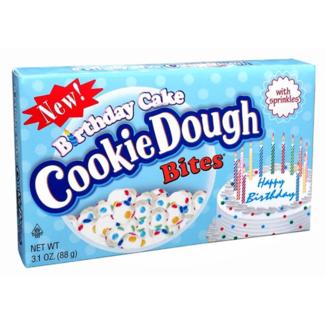 birthday cake 88g cookie dough bites