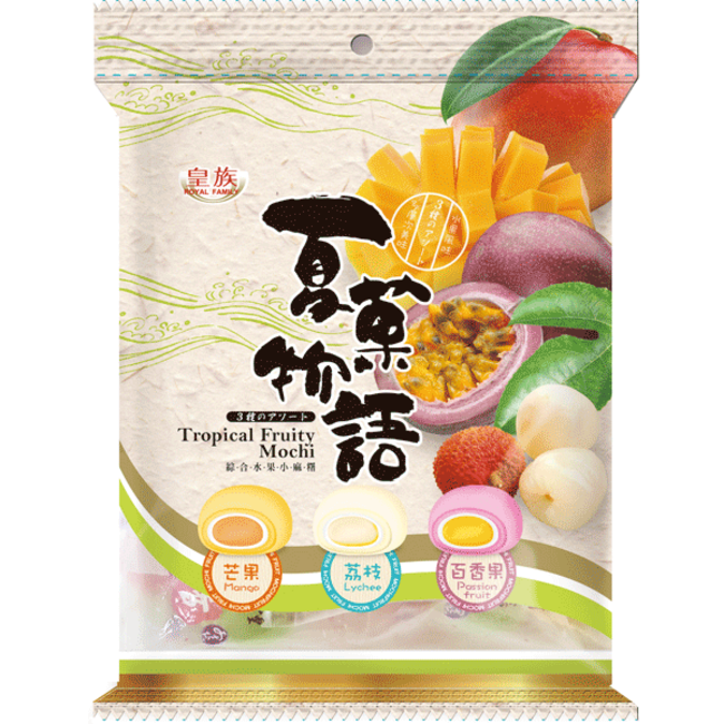 tropical fruity mochi 120 Royal Family