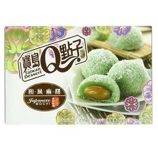 Coconut Pandan Mochi 210g Q