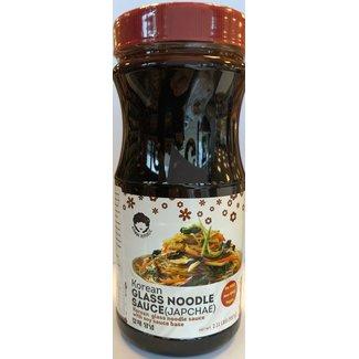 Glass Noodle Japchae Sauce 957g Ajumma Republic