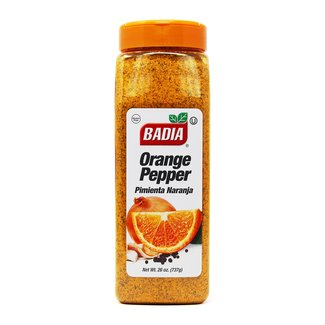 badia orange pepper 26 oz - 737g