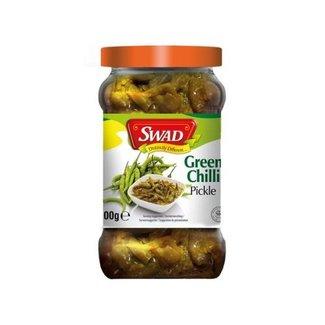 swad green chilli pickle 300g
