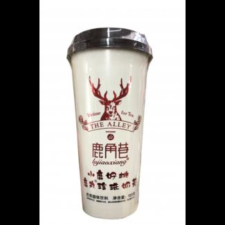 Peach Tapioca Pearl Milk Tea - Xiaoluhaotao - The Alley