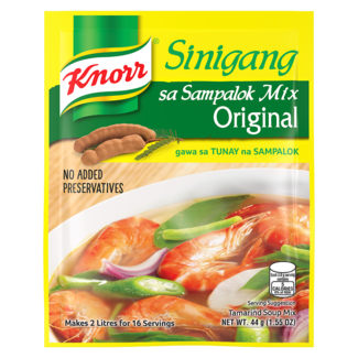 Knorr Knorr Sinigang Sa Sampalok Mix 44g