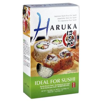 haruka rice - sushi - medium grain 1kg