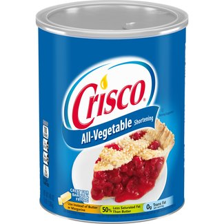 Crisco All-vegetable shortening 1360g / 48oz