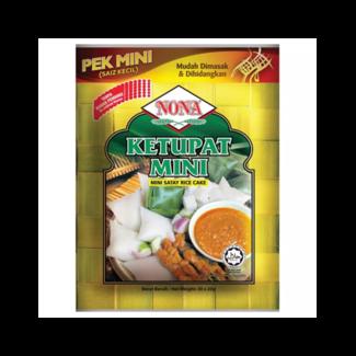 Nona Ketupat Mini Rice Cake 8 packs x25gr
