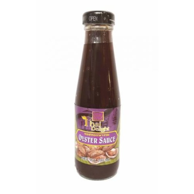 oyster sauce 200ml thai delight