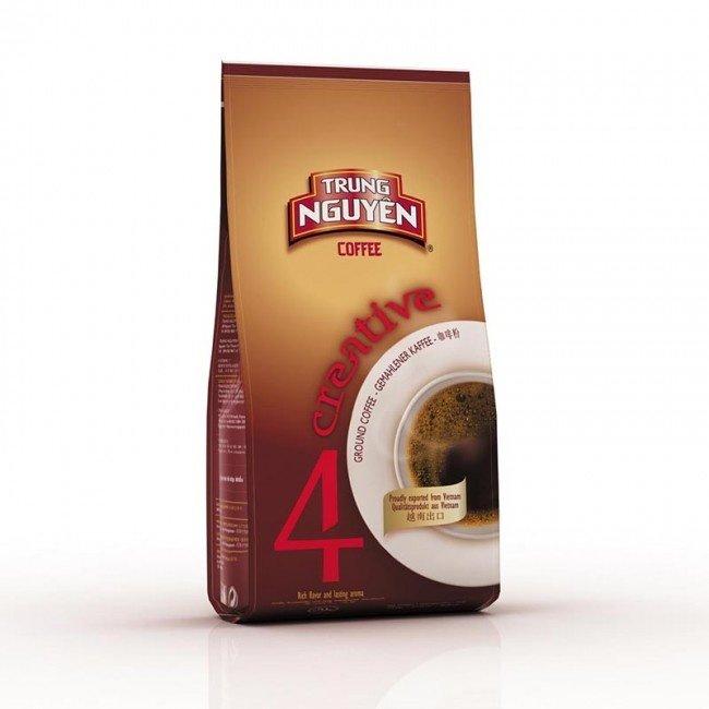 trung nguyen creative 4 - 250g ground coffee
