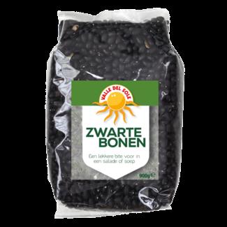 Valle Del Sole Zwarte bonen 900 gram