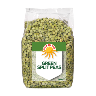 Valle Del Sole Green Split Peas 900g