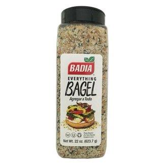 Badia Everything Bagel 22 oz - 623.7g