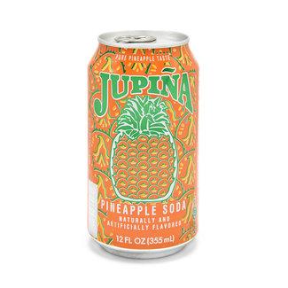 Jupina Pineapple Soda 355ml / 12fl oz