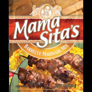 Barbecue Marinade Mix 50g Mama Sita's