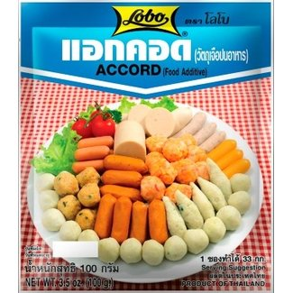 Accord 100 gram Lobo