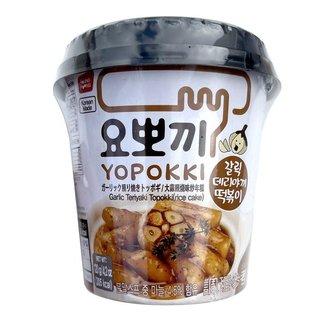 Yopokki Garlic Teriyaki Topokki 120g