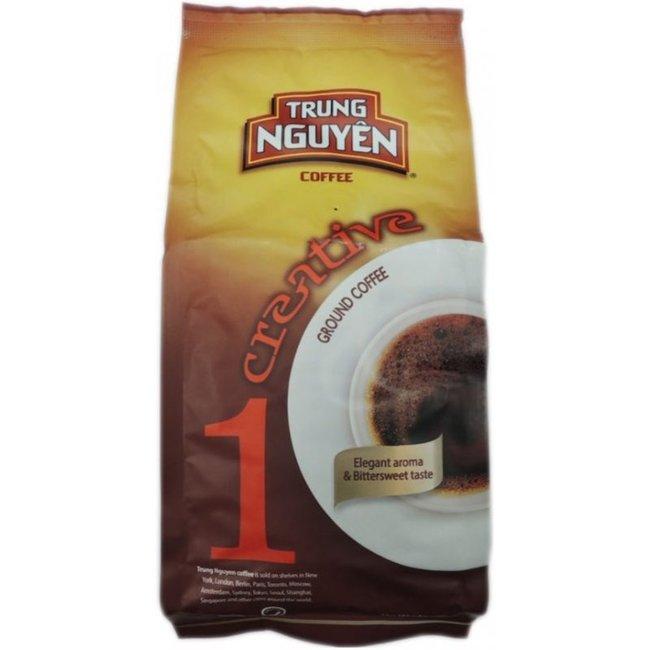 Trung Nguyen Creative 1 ground coffee 250g