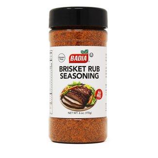 badia brisket rub seasoning 6 oz - 170g