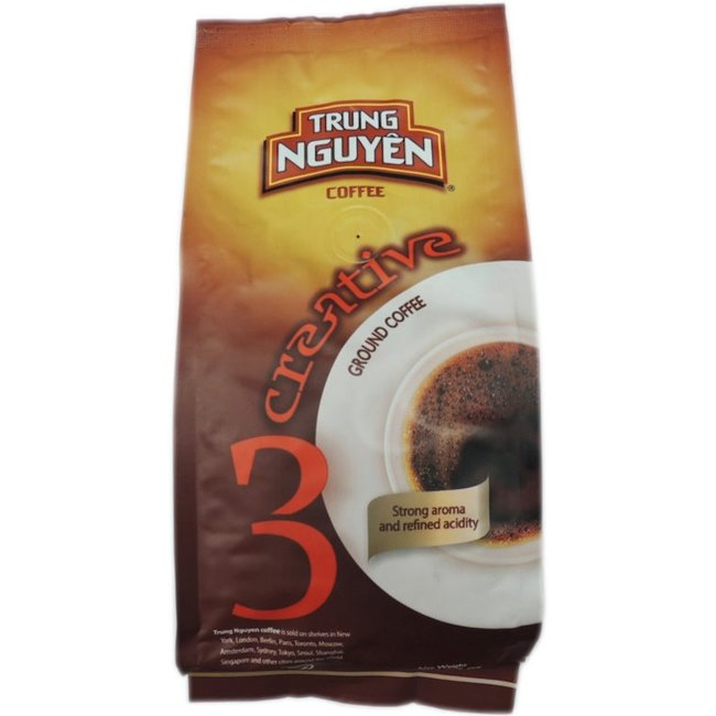Trung Nguyen Creative 3 ground coffee 250g