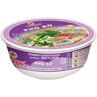 vifon Pho Bo - rice noodle beef Pho Bowl 70g