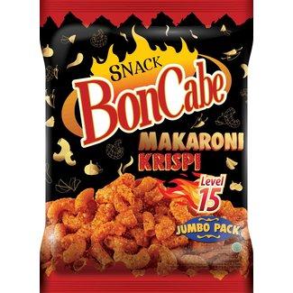 BonCabe Makaroni Krispi Level 15 - 150g - zwart