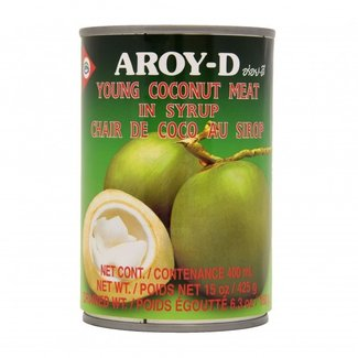 Aroy-D Young Coconut meat 425g